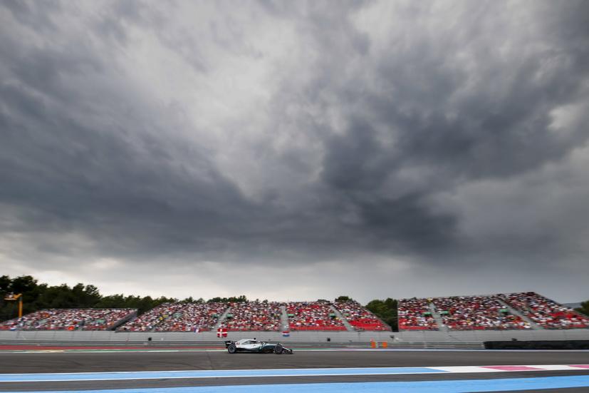 GP de Francia de F1: caos de tráfico durante todo el fin de semana