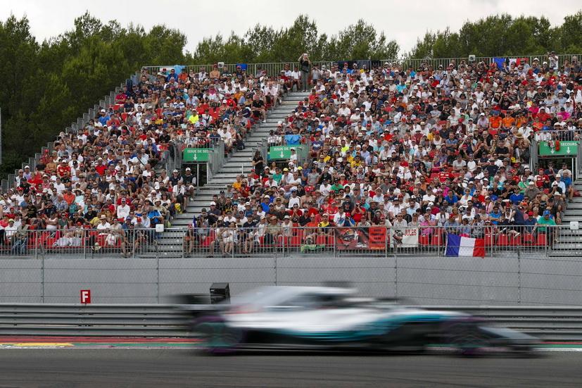 GP de Francia de F1: victoria de Hamilton, Sainz 8º y Alonso abandona