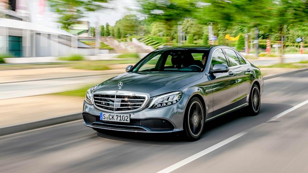 Mercedes Clase C: probamos la renovada berlina