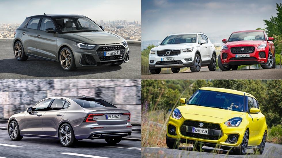 Revista Autopista 3060: duelo SUV entre Jaguar E-Pace y Volvo XC40
