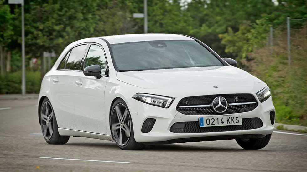 Mercedes A 180d 7G-DCT: probamos el compacto de la nueva era