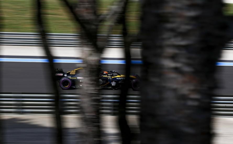 GP de Austria: Sainz lleva 6 carreras consecutivas puntuando