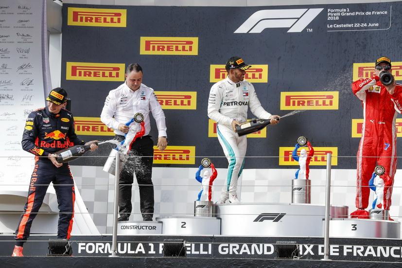 F1: así está el mundial antes del GP de Austria