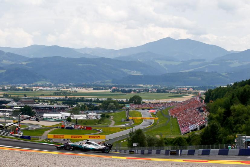 GP de Austria (previo): este fin de semana se corre en el Red Bull Ring