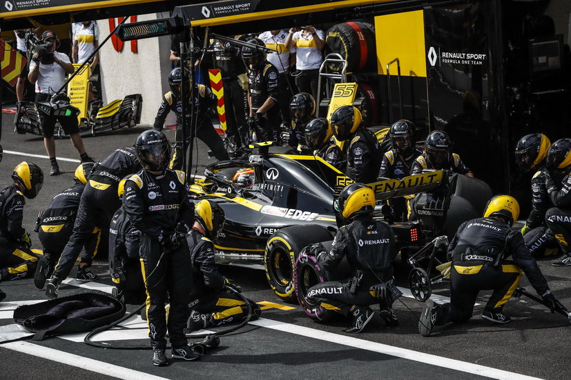 GP de Austria: Renault estrena MGU-K