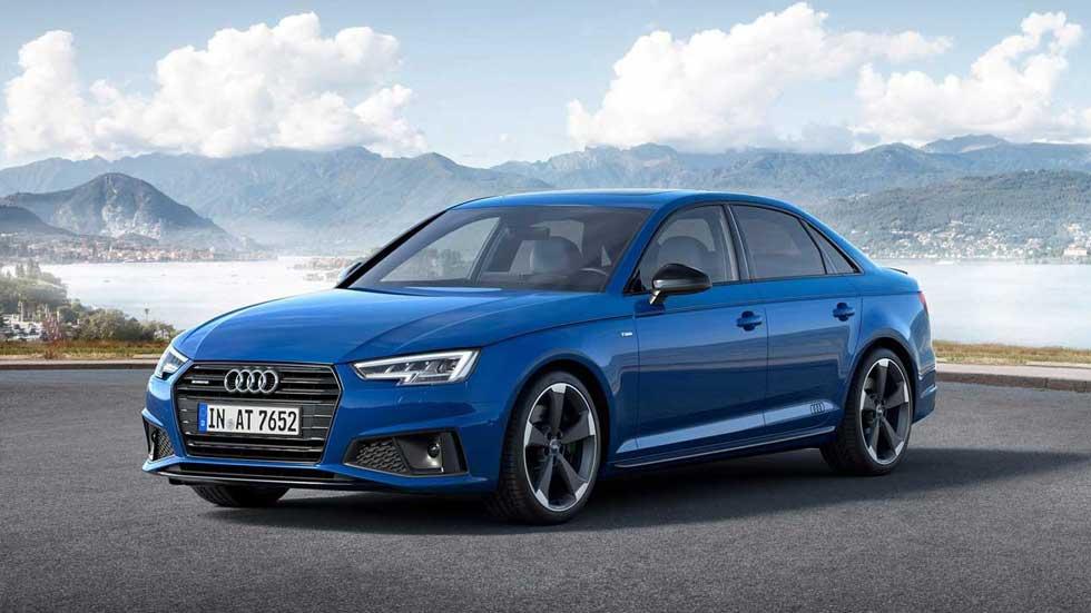 Audi A4 y A4 Avant 2019: así se renueva la gran berlina
