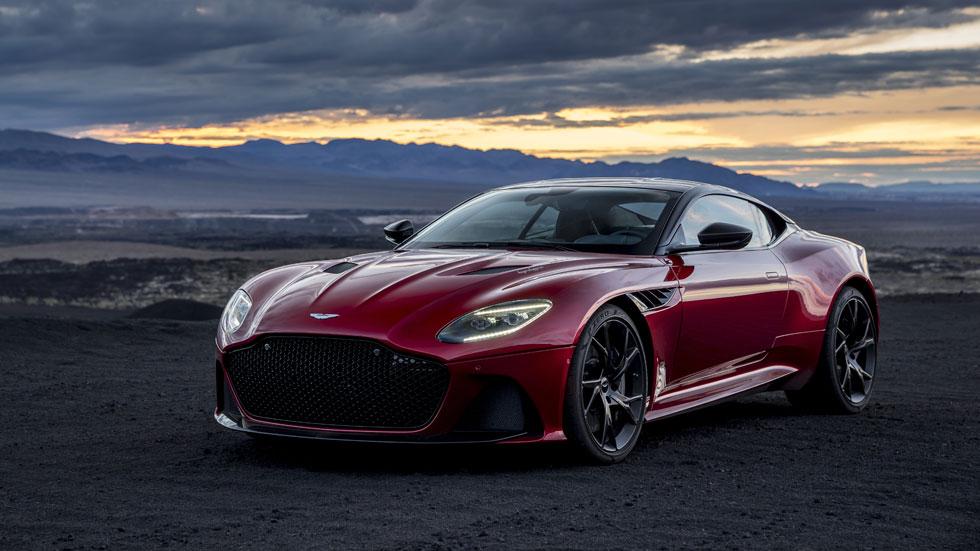 Aston Martin DBS Superleggera: el nuevo Gran Turismo británico