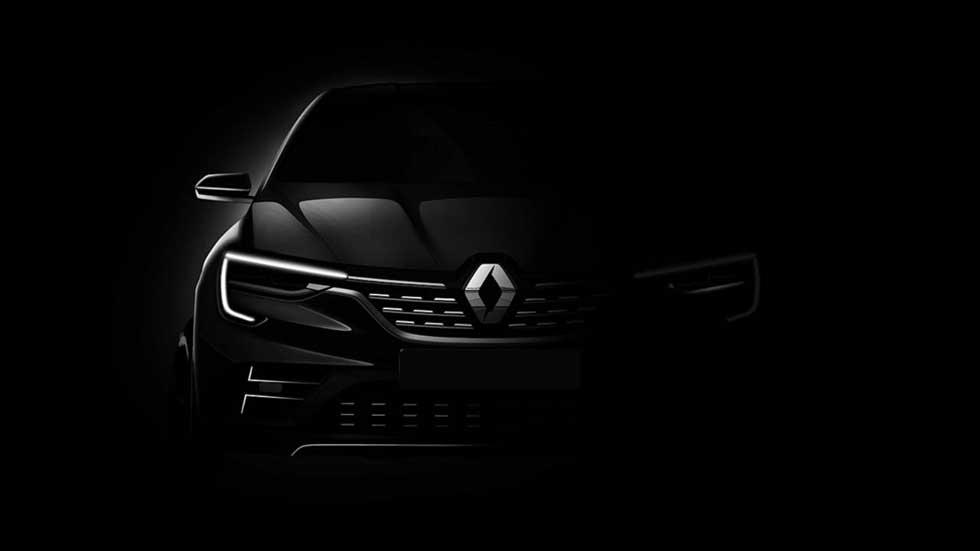 Renault lanzará este año un nuevo SUV coupé