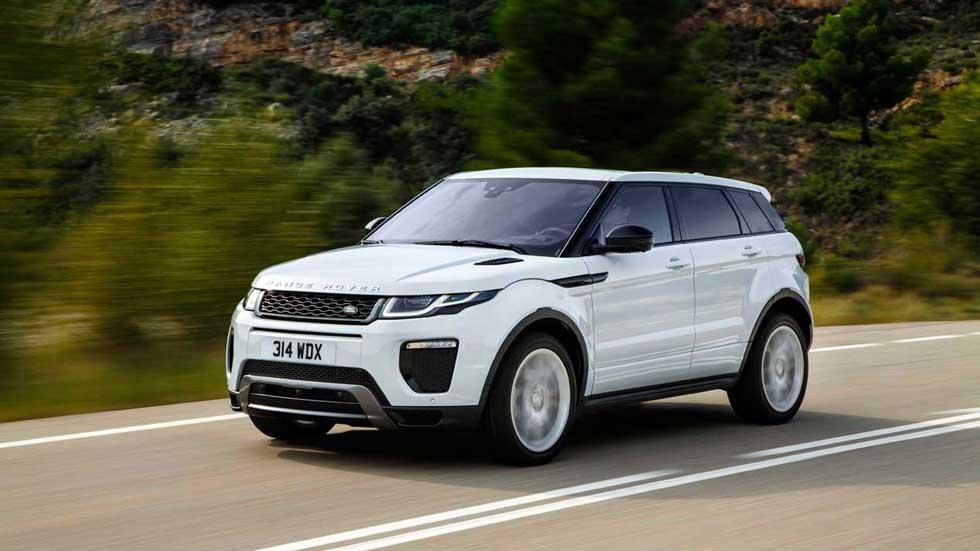 Range Rover Evoque 2019: nueva generación para el SUV