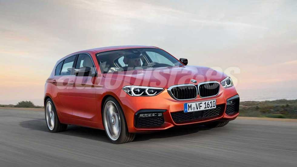 BMW Serie 1 2019: todo lo que esperamos del nuevo compacto