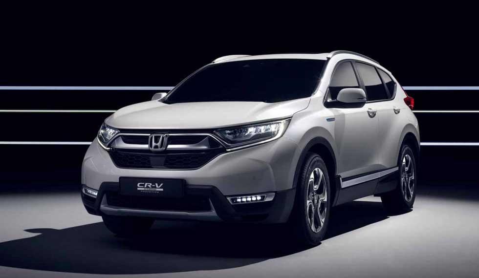 Honda CR-V: toda la tecnología del nuevo SUV que llega en otoño