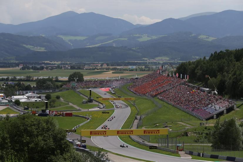 GP de Austria: los números más interesantes