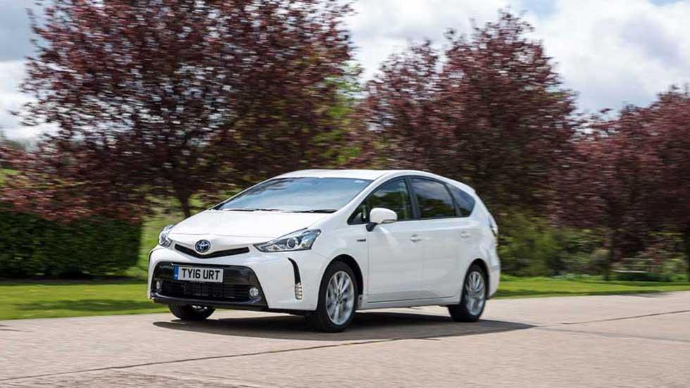 Toyota Prius+ hybrid 2019: el familiar híbrido de 7 plazas se renueva