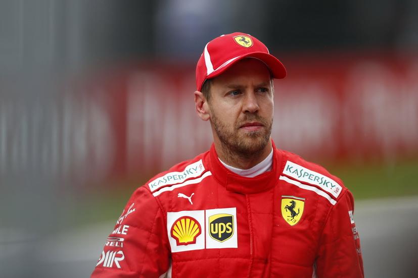 GP de Austria: Vettel, sancionado con tres posiciones en parrilla