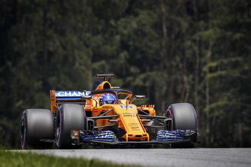 GP de Austria: Alonso tomará la salida desde el pit lane