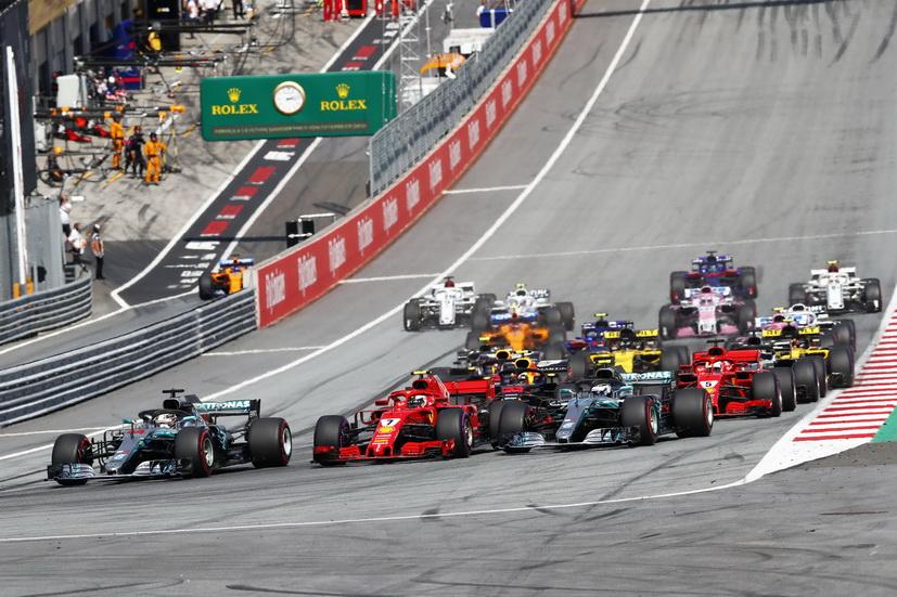 GP de Austria: las clasificaciones del Gran Premio