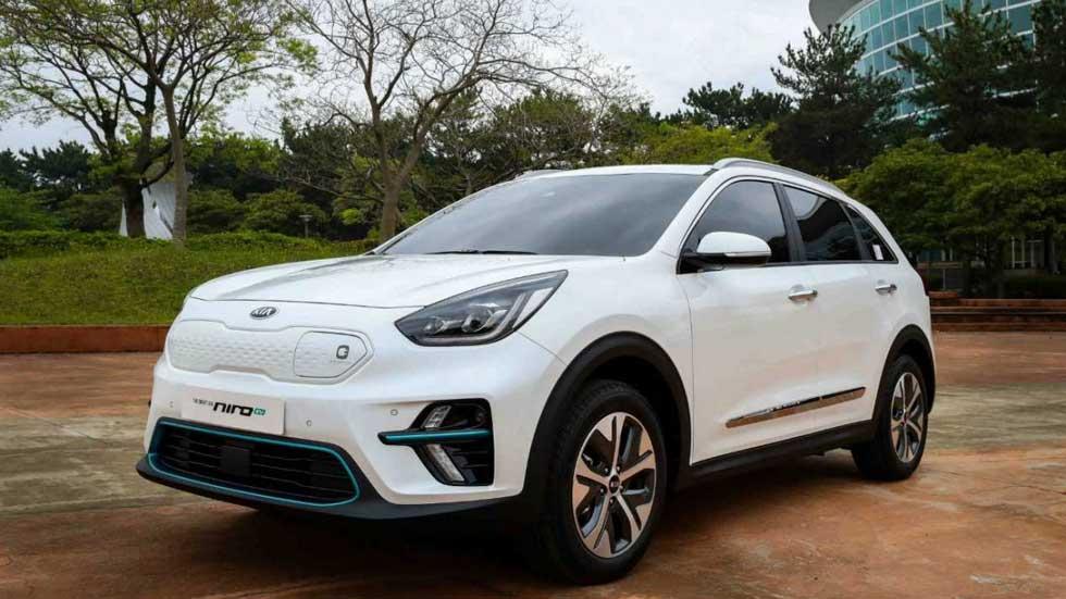 Kia Niro EV 2019: el nuevo SUV eléctrico, ¿a la venta a final de año?