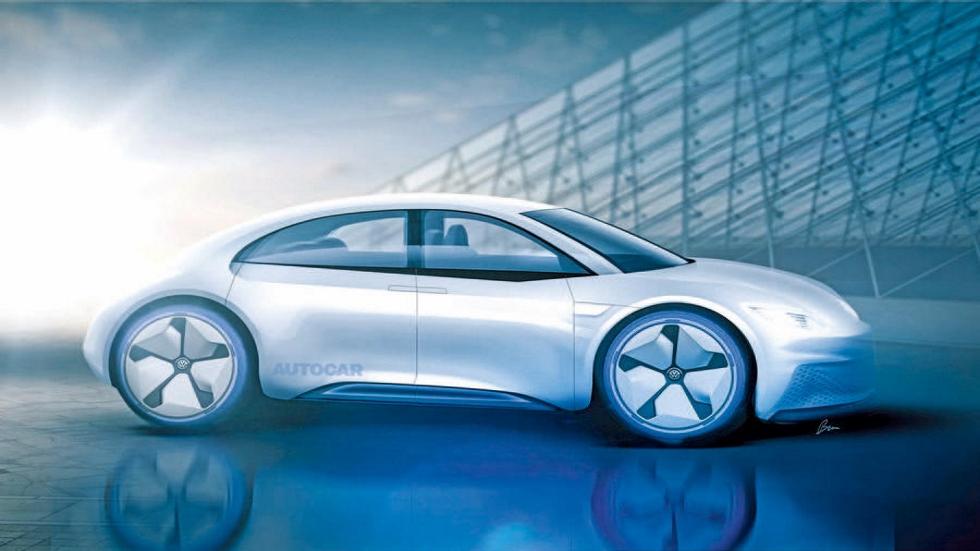 El VW Beetle quizá no esté muerto: podría transformarse en un nuevo coche eléctrico