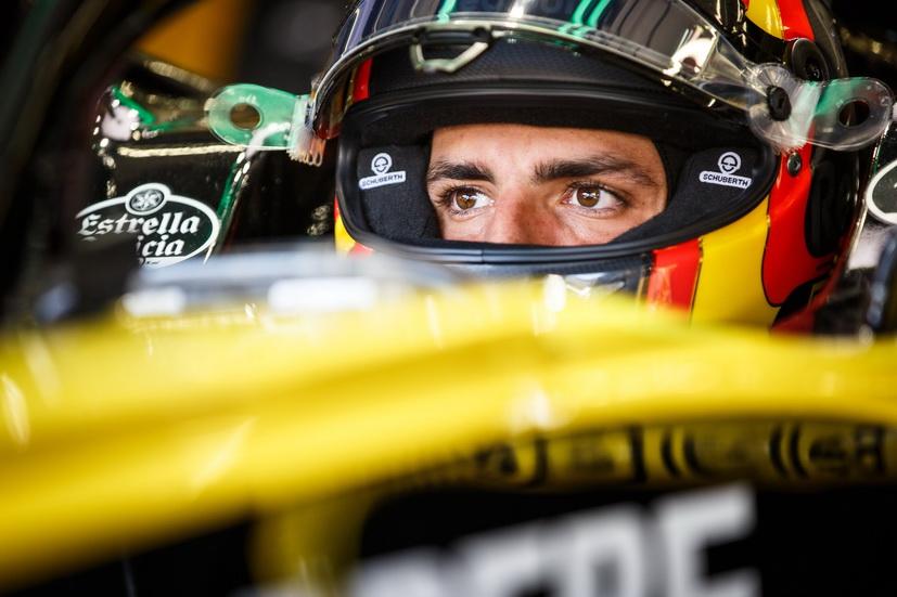 """GP de Gran Bretaña: para Sainz, """"Silverstone es un circuito especial"""""""