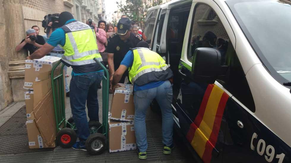 Todo sobre la Operación Enredadera: fraude en multas y gestión del tráfico