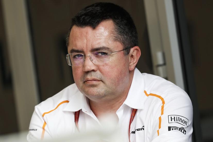 Revolución en McLaren: el jefe de equipo de Alonso, se va