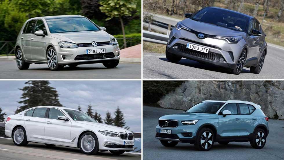 descubre los mejores coches híbridos del mercado | novedades