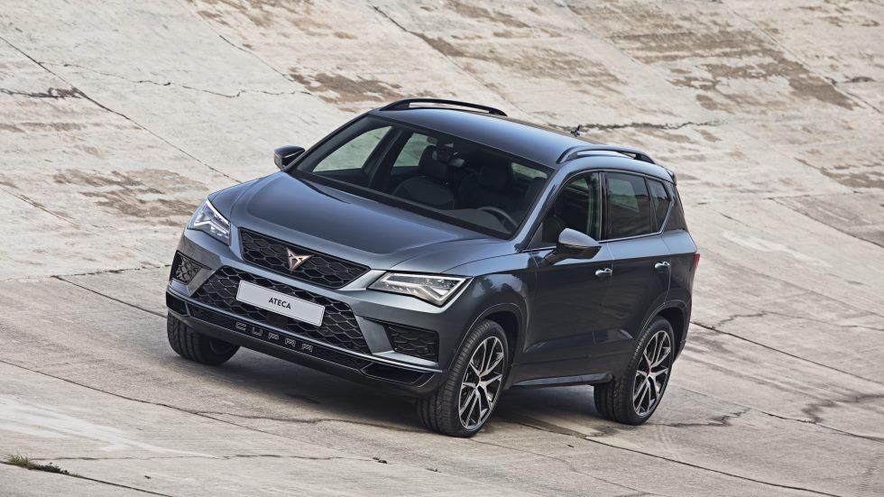 El Cupra Ateca será 15.000 euros más barato que otro SUV de 300 CV