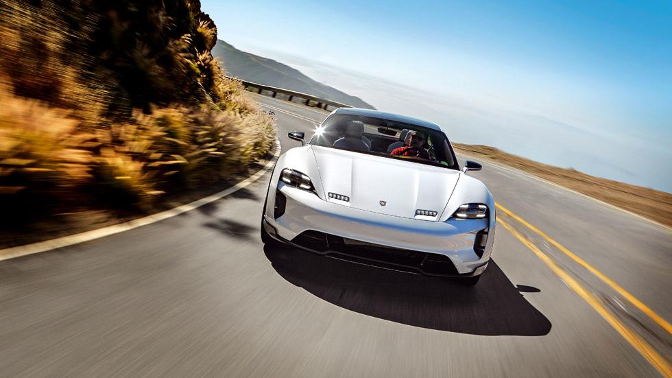 Porsche Mission eCross Turismo: probamos el mejor SUV del futuro