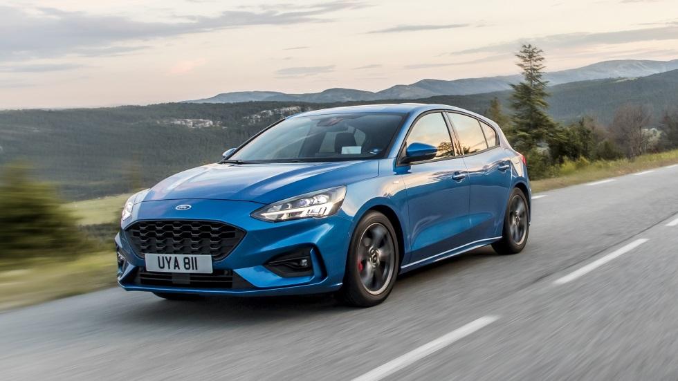 La oferta del año: Ford Focus Ecoboost ST Line 2018, ¡por sólo 19.334 €!