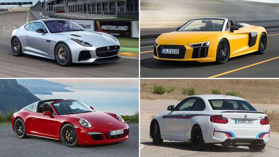 Los 10 coches más fascinantes para tener en tu garaje: nuestros elegidos