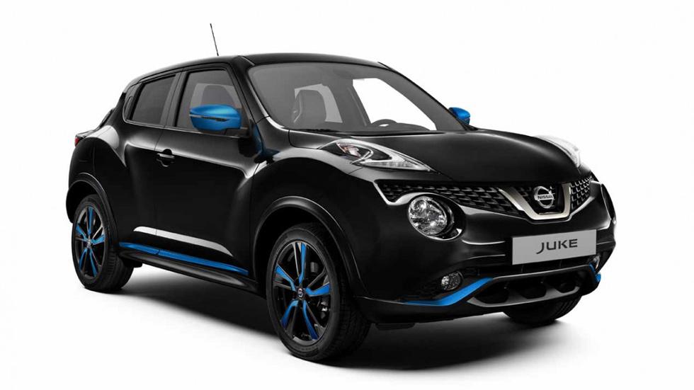 Nissan Juke 2018: fotos y precios del renovado SUV japonés