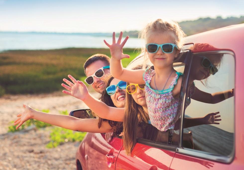 VÍDEO: así viajamos por carretera los españoles
