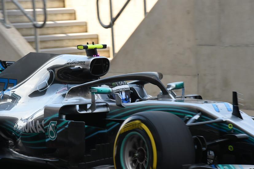GP de Gran Bretaña (FP1): Hamilton domina en su casa