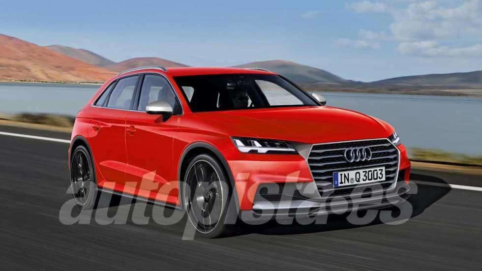 Audi Q3 2019: más datos y fotos del SUV que llega en otoño