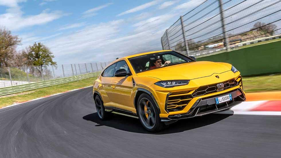 Probamos el Lamborghini Urus, el nuevo rey de los SUV deportivos