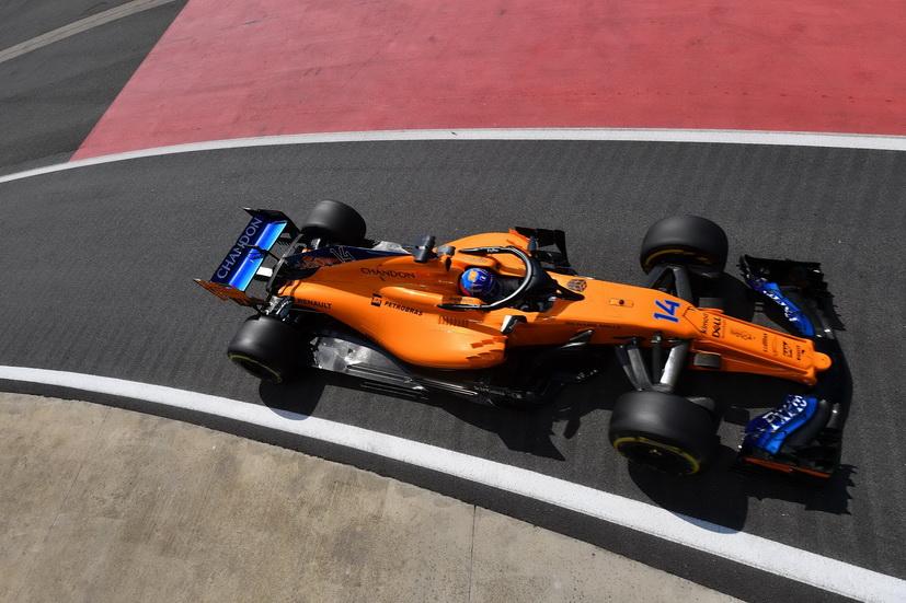 """GP de Gran Bretaña: para Alonso """"esta ha sido la mejor crono de todo el año"""""""