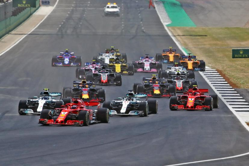 GP de Gran Bretaña: Vettel y Ferrari más líderes