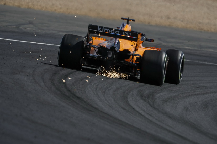 GP de Gran Bretaña: otra buena carrera la de Fernando Alonso