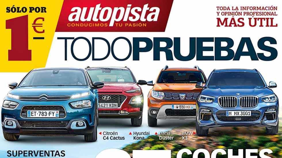 """Especial AUTOPISTA """"Todo Pruebas"""": a fondo los nuevos Clase A, Duster, C4 Cactus…"""