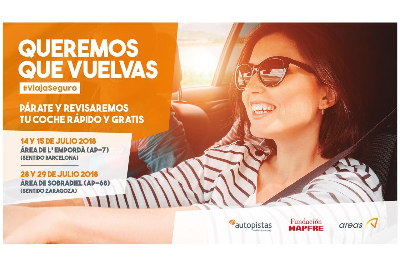 Este verano #ViajaSeguro y haz parada en Punto Seguro
