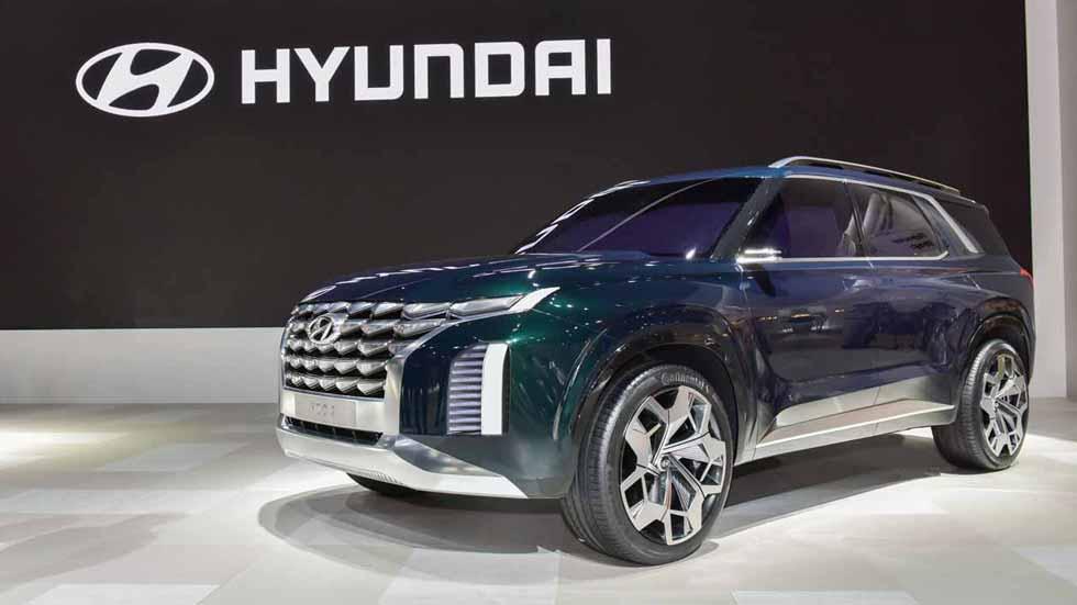 """Nuevo SUV Hyundai Palisade 2020: todo lo que debes saber del """"Santa Fe XL"""""""