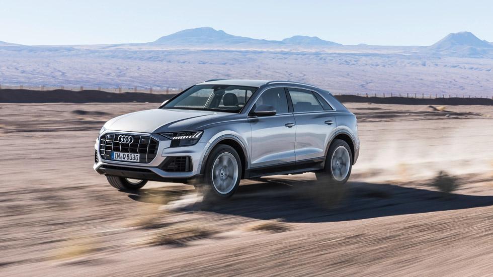 El nuevo Audi Q8, ya a la venta: primer precio y detalles de equipamiento