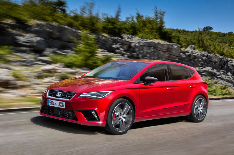 Renting de coches: cada vez elegimos más modelos fabricados en España