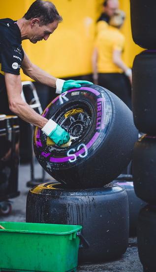 GP de Alemania: Pirelli anuncia los compuestos elegidos por los pilotos