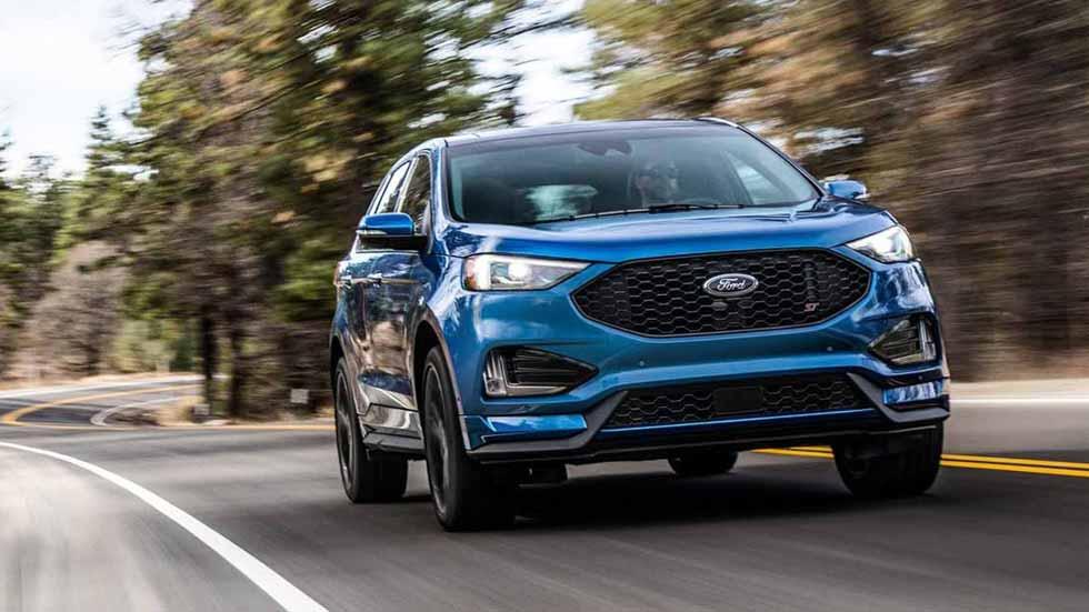 Ford Edge ST 2019: así es el hermano mayor más deportivo del Kuga