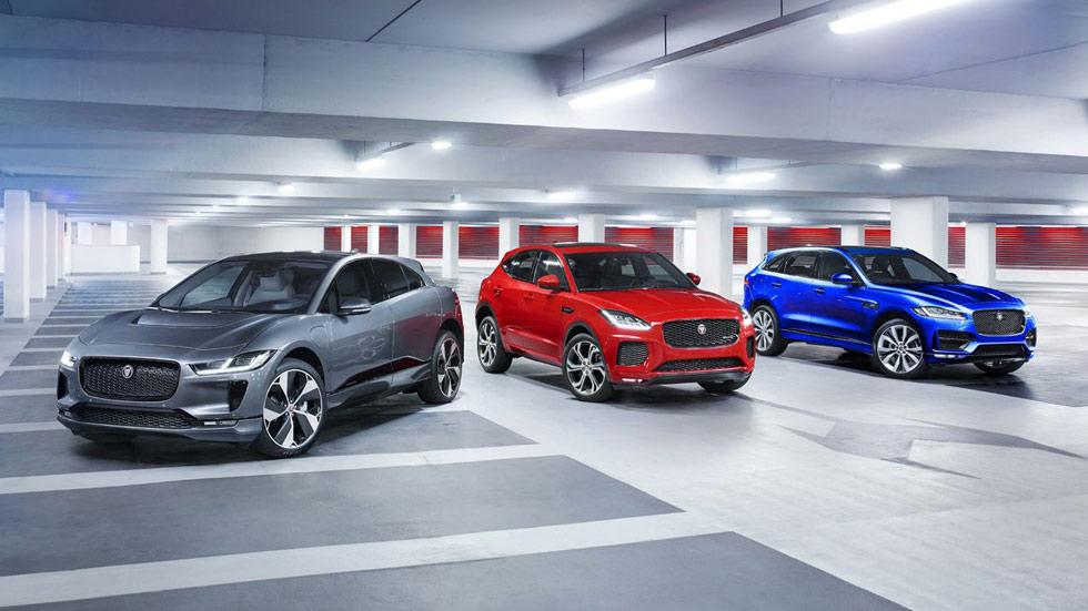 Jaguar C-Pace, la firma británica podría lanzar un nuevo SUV coupé
