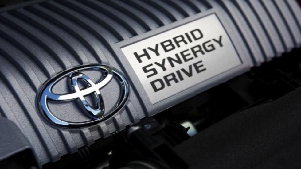 Toyota y Lexus, líderes de ventas de coches híbridos en España