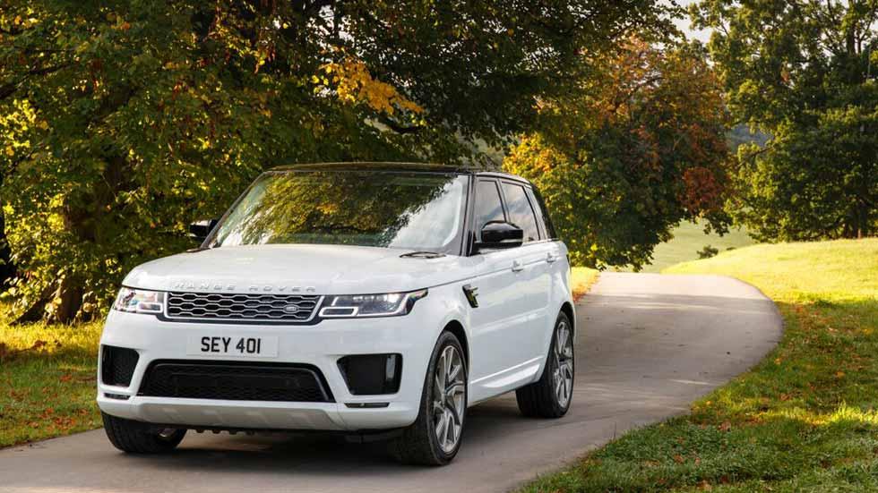 Range Rover Sport 2019: nuevo motor Diesel y equipamiento mejorado