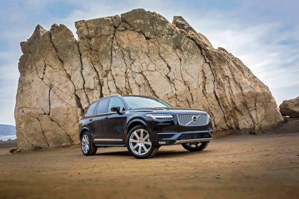 Otro coche que no tendrá Diesel: el SUV Volvo XC90, en 2021