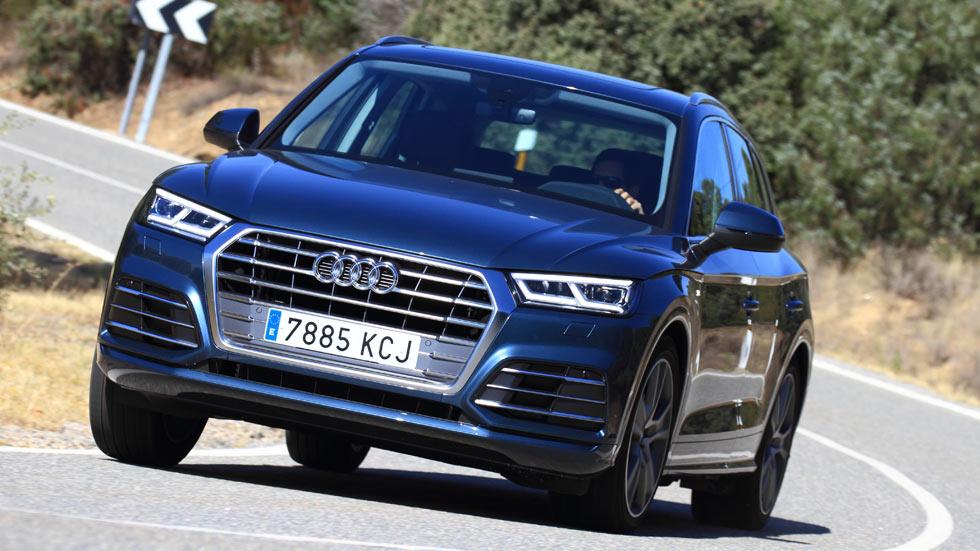 Audi Q5 TDI 150 4x2: a prueba la versión Diesel del SUV alemán